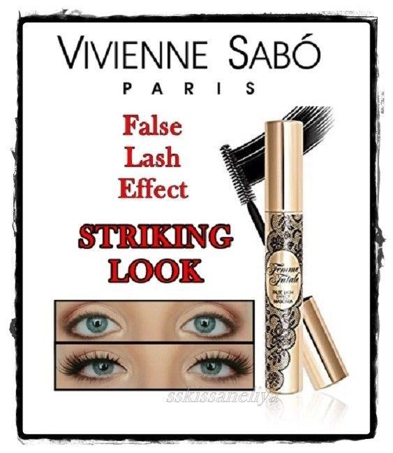 4e129364832 Vivienne Sabo FEMME FATALE False Lash Effect and 50 similar items