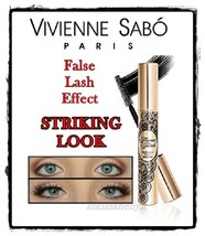 Vivienne Sabo FEMME FATALE False Lash Effect Mascara Black Striking Look... - $16.08