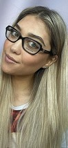 New MICHAEL KORS MK 2540 8530 51mm Brown Women's Eyeglasses Frame - $69.99