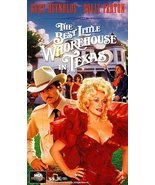 Best Little Whorehouse in Texas [VHS] [VHS Tape] [1982] - $1.00