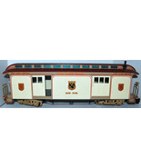 Bachmann 701 The Fast Mail Baggage Car New York Central and Lake Shore ~ G scale - $28.00