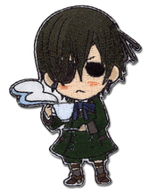 Black Butler Ciel Patch GE4313 NEW! - $9.99