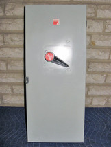 Fpe 100 Amp, 3 Phase, 600 Vac Fused Disconnect Switch (Cat No. 1136) ~ Mint/Rare - $349.99