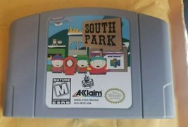 South Park (Nintendo 64, 1998) Authentic  - CARTRIDGE ONLY - $11.10