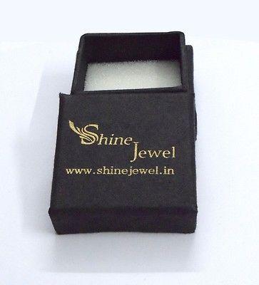 925 Sterling silver wedding earring shining emerald & cubic zirconia gemstone