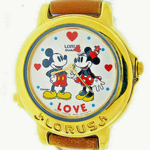 Mickey Minnie Musical Disney, Unworn Watch, Plays I Want To Hold Your Ha... - $112.71