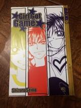 Girl Got Game by Chizuru Seino Tokyopop English Manga Teen book # 2 - $9.20
