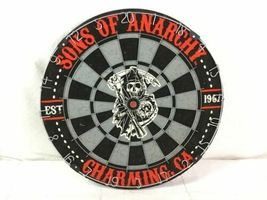 Rare Sons of Anarchy Dart Board Game Bar Man Cave image 5