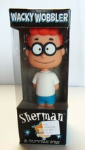 Funko - Wacky Wobbler - SHERMAN - Bobblehead - Bobble Head - New - $19.02