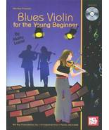 Blues Violin For The Young Beginner/Book w/CD - $12.95
