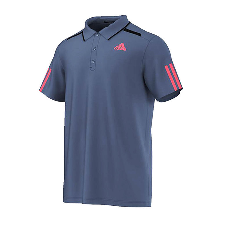 Adidas 2016 Men 39 S Barricade Polo Tee Shirts Tennis