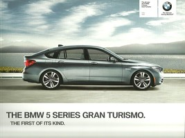 2010 BMW 5-SERIES GT brochure catalog 10 US 535i 550i Gran Turismo - $8.00