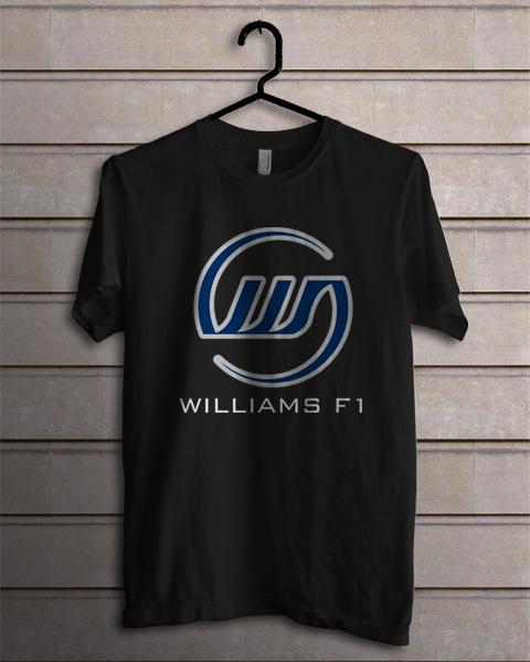William f1 black