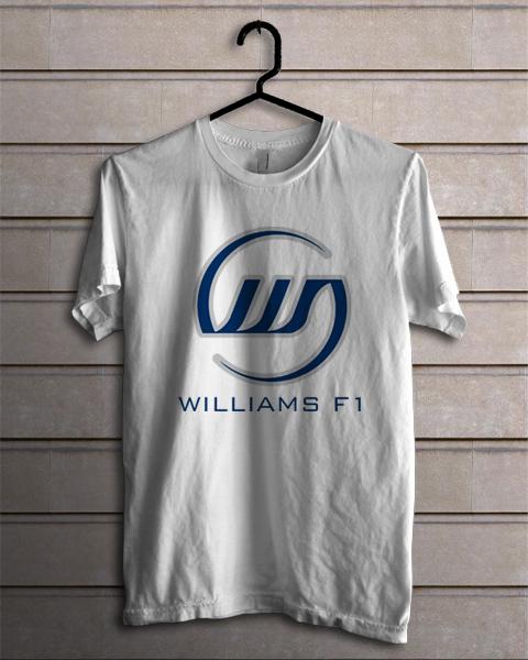 William f1 white