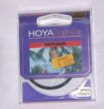 49mm Hoya Diffuser Soft Focus Lens filter Japan... - $13.07