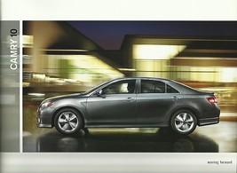 2010 Toyota CAMRY sales brochure catalog 10 US SE XLE HYBRID - $9.00