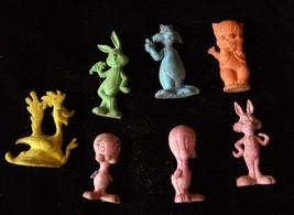 Warner Bros. Looney Tunes Eraser Figures Road Runner Wile Sylvester Twee... - $19.99