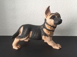 Vintage Enesco German Shepherd Puppy Porcelain ... - $85.00