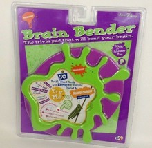 Nickelodeons Brain Bender Trivia Game Control Base with Pad Vintage 1995... - $30.64