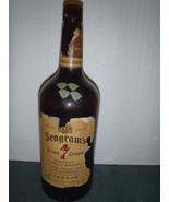 Vintage Seagram's 7 Whiskey Empty One Gallon Bottle - $46.74