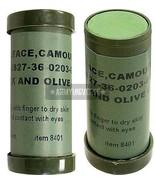 Face Paint Stick Olive Drab Black Camouflage Nato - $13.76