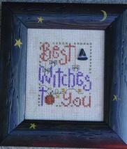 Best Witches Easy To Stitch Kit cross stitch Shepherd's Bush - $12.00