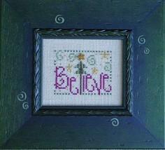 Believe Easy To Stitch Kit cross stitch Shepherd's Bush - $12.00