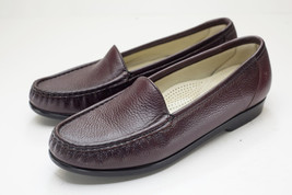 SAS 10 Brown Loafers Women's Shoes - $79.00