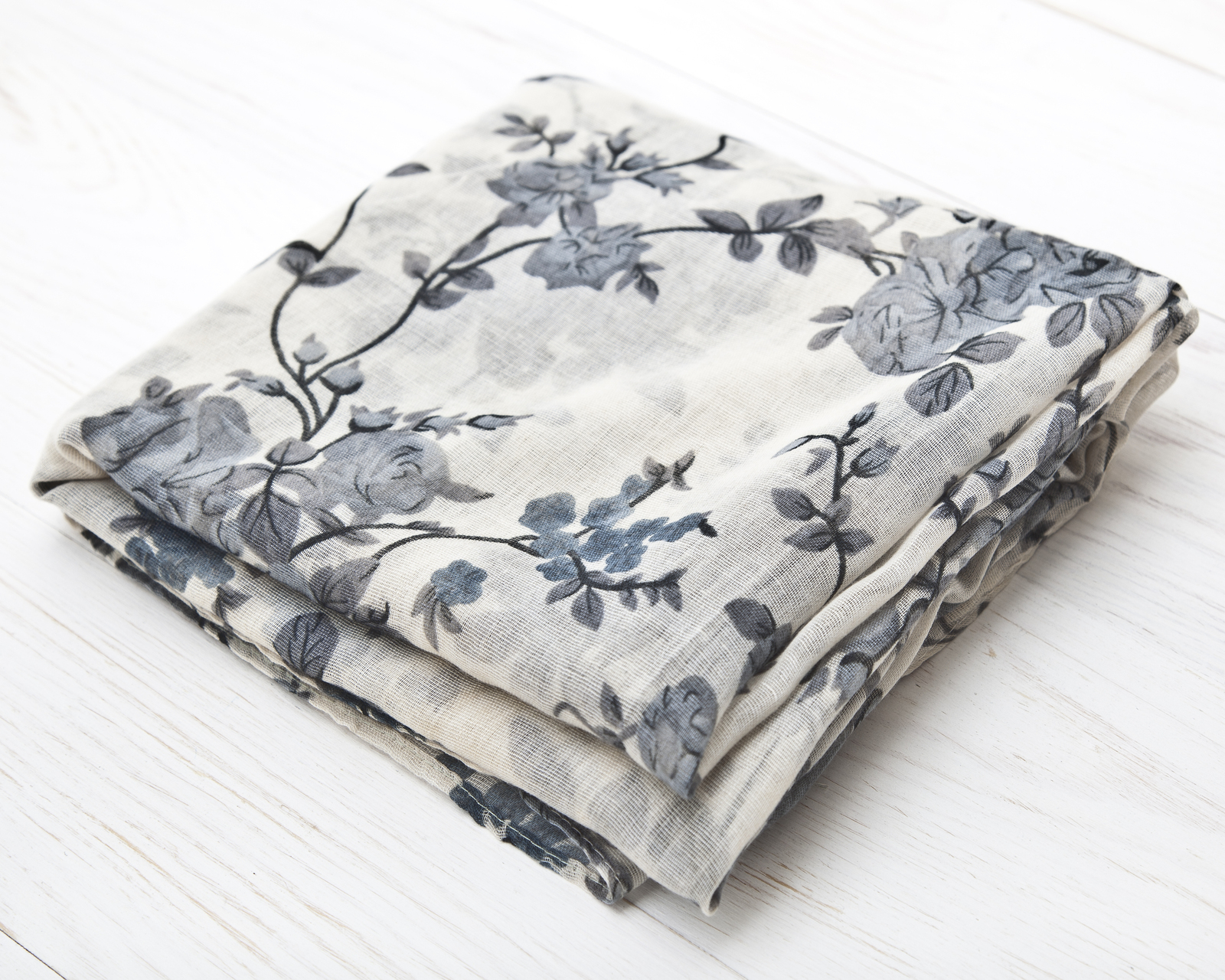 Floral Scarf Gifts for Women Infinity Scarf Beautiful Scarf Mom Gift