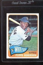 1965 TOPPS #345 FLOYD ROBINSON NM NICELY CENTERED *79202 - $8.60