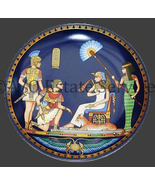 Bradford Exchange Cleopatra Meets Antony collector Plate - $34.99