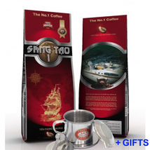 Trung Nguyen Ground Coffee, 01 pack x 340 grams, CREATIVE 01, FREE Coffe... - $11.87