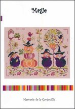 Magie cross stitch chart Camille Colje-Camps - $10.00