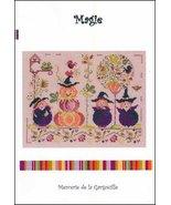 Magie cross stitch chart Camille Colje-Camps - $10.00