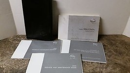 2002 Nissan Maxima Owners Manual by Nissan - $19.78