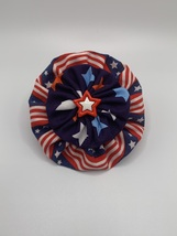 3.5 inch Stars and Stripes   Dog Collar Slide - $8.00