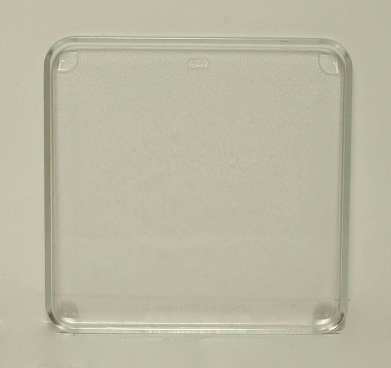 Replacement 10 3 4 x 10 3 4 inch glass microwave plate 40 for 10 x 40 window
