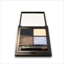 Elizabeth Arden Color Intrigue Eyeshadow Quad - Blue Breeze - DEFECT - $32.84