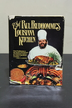 Chef Paul Prudhomme's Louisiana Kitchen by Paul... - $9.98