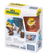 Mega Bloks Minions Snowball Fight - $5.87
