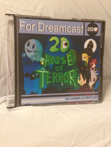 2D House of Terror Custom Sega Dreamcast Game. ... - $14.99
