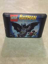 Lego Batman Russian Fan Made Custom Sega Genesis Game. 16 bit - $19.99