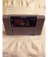 Wild Guns Reproduction Super Nintendo Nintendo SNES Game. 16 bit Free Shipping! - $24.99