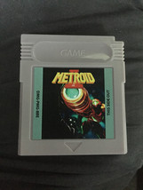 Metroid II DX Fan Made Nintendo Game Boy Game. Saves! Free Shipping! - $19.99