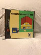 Vigoroth The Delivery Man Homebrew Sega Dreamcast Game. Free Shipping! - $10.99