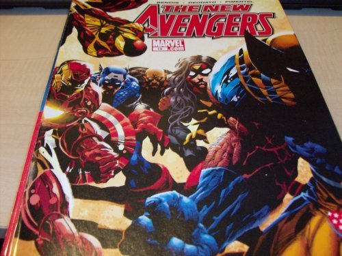 The New Avengers - 19 [Paperback] [Jan 01, 2006] marvel