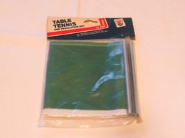 Table Tennis one Regulation Net by Tide Rider no 760 metal end net green - $25.73