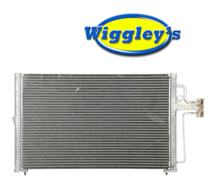 A/C CONDENSER CH3030106 FOR 82-90 CHRYSLER 600 DODGE ARIES PLYMOUTH RELIANT image 1