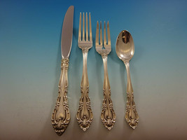 Vivaldi by Alvin Sterling Silver Flatware Set For 8 Service 32 Pieces - $1,705.50