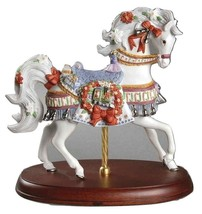 Lenox 2001 Annual Christmas Carousel Horse NEW IN THE BOX - $128.69